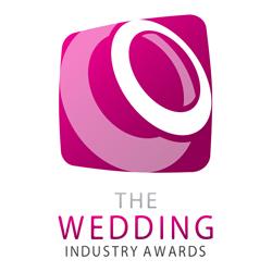 The Wedding Industry awards logo regional finalist