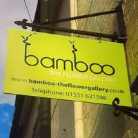 Wedding supplier Bamboo- The Flower Gallery  in Ledbury England