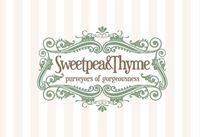 Wedding supplier Sweetpea & Thyme in Rotherham