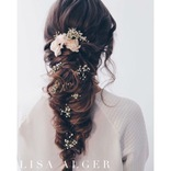 Wedding Hair by Lisa Alger